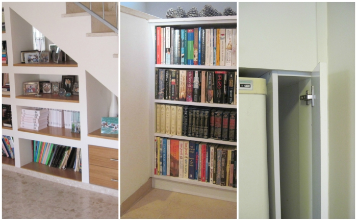 How To Make The Most Of Alcoves And Awkward Spaces In Your Home