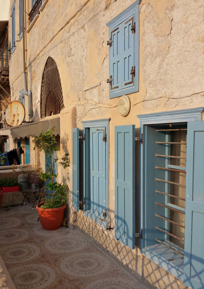 Echoes of Provence in Akko