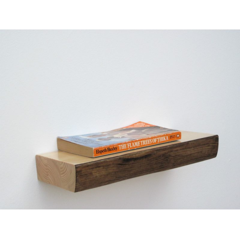 Bark Floating Shelf designed by Samuel Ansbacher from brightblueliving.com