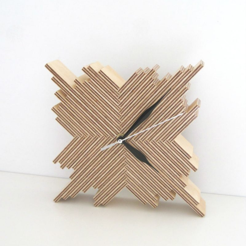 Cristallo Clock from brightblueliving.com