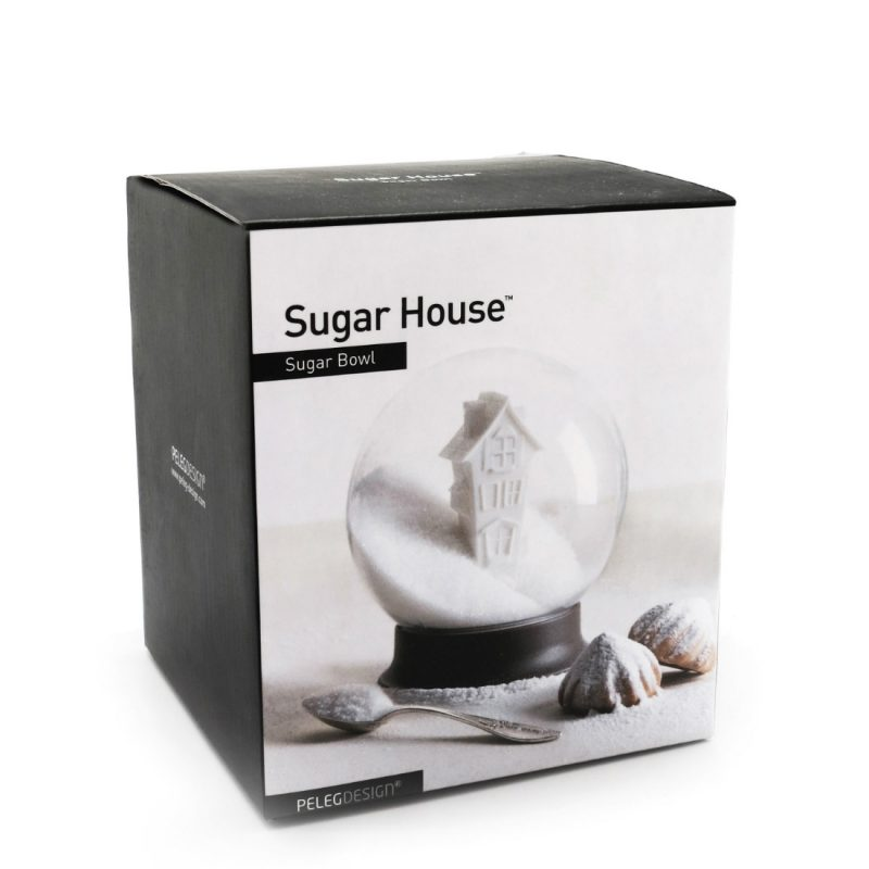 Gift box Sugar house Sugar Bowl from brightblueliving.com