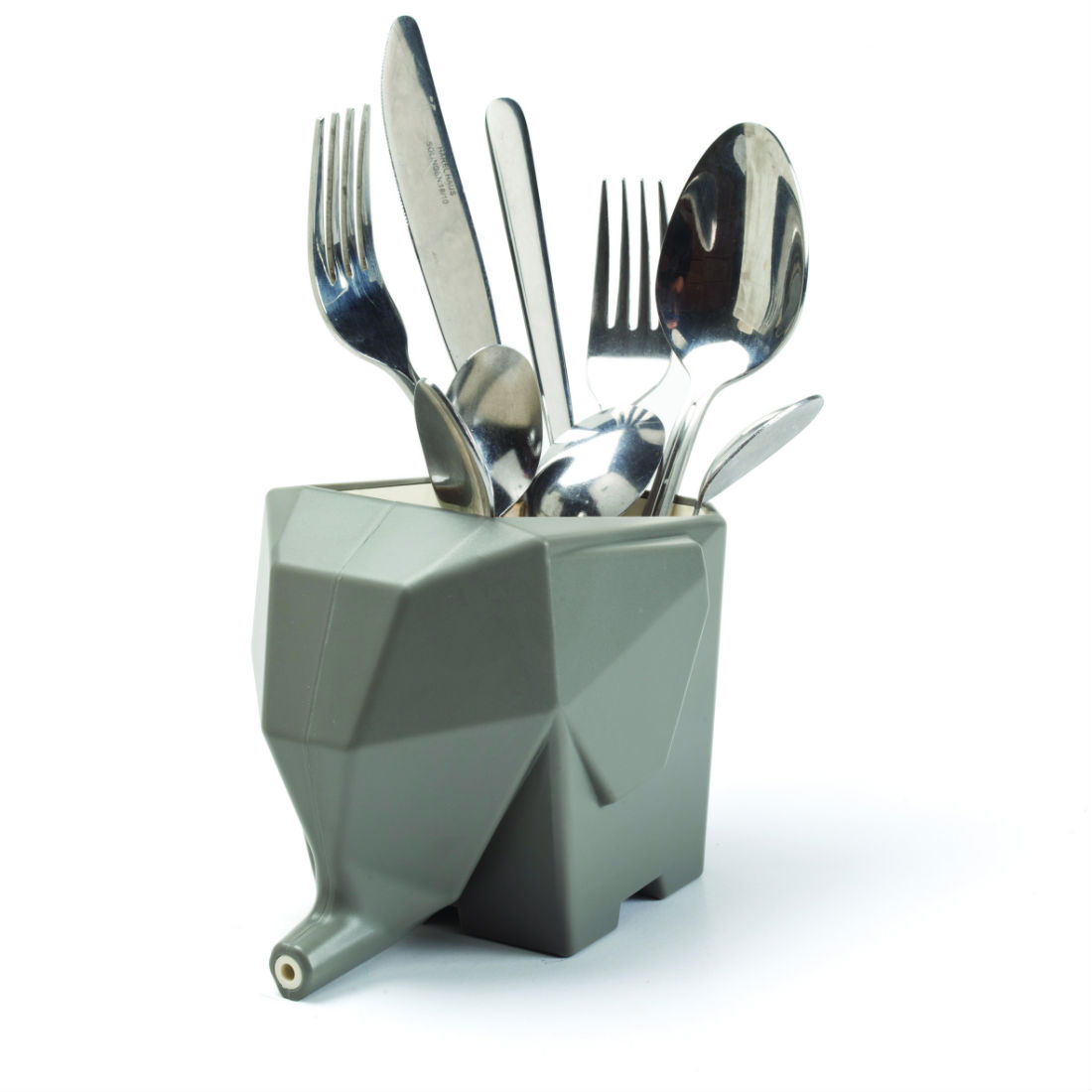 Jumbo Cutlery Drainer from brightblueliving.com