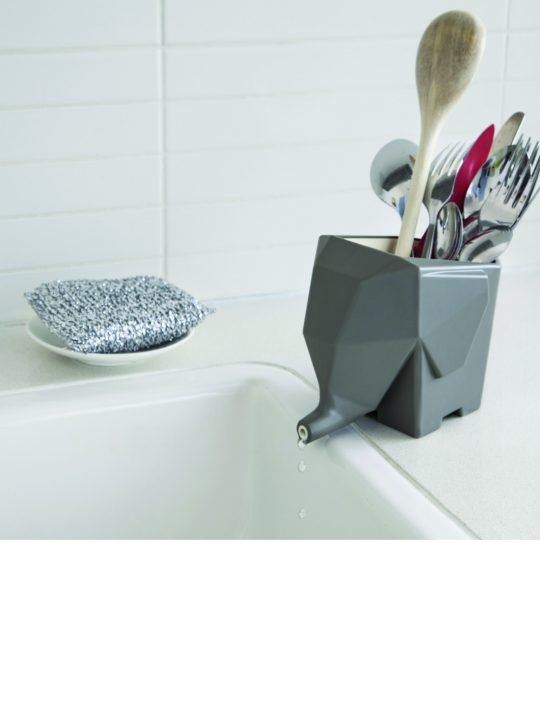 Jumbo Cutlery Drainer by Ototo from brightblueliving.com