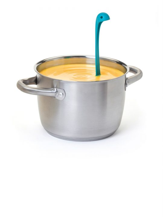 Nessie Soup Ladle - gifts and kitchen accessories from brightblueliving.com