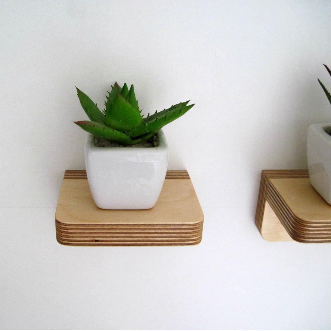 Piccolo Shelf designed by Samuel and Sarah Ansbacher from brightblueliving.com