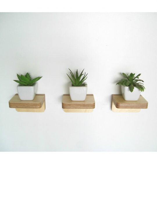 Piccolo Shelves from brightblueliving.com designed by Samuel and Sarah Ansbacher
