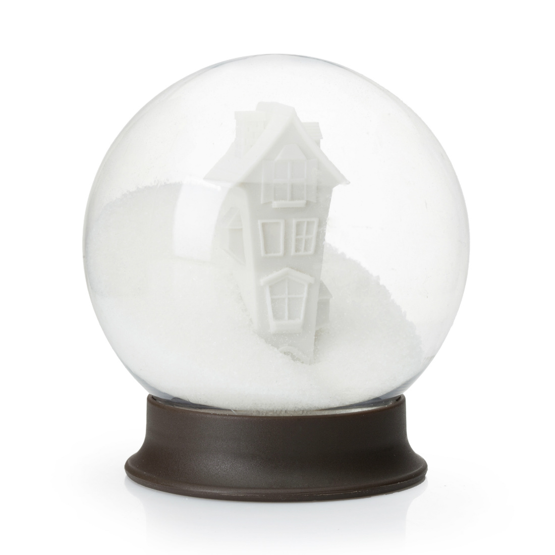 Sugar House Snow Globe Sugar Bowl from brightblueliving.com